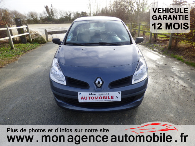 voiture renault clio iii estate 1 5 dci occasion diesel 2006 176300 km 4190 aytr. Black Bedroom Furniture Sets. Home Design Ideas